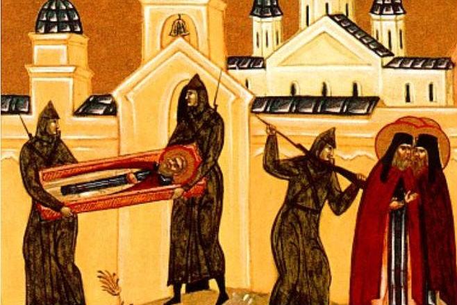 «Инициаторы реставрации памятника Дзержинскому попирают безвестные могилы новомучеников»