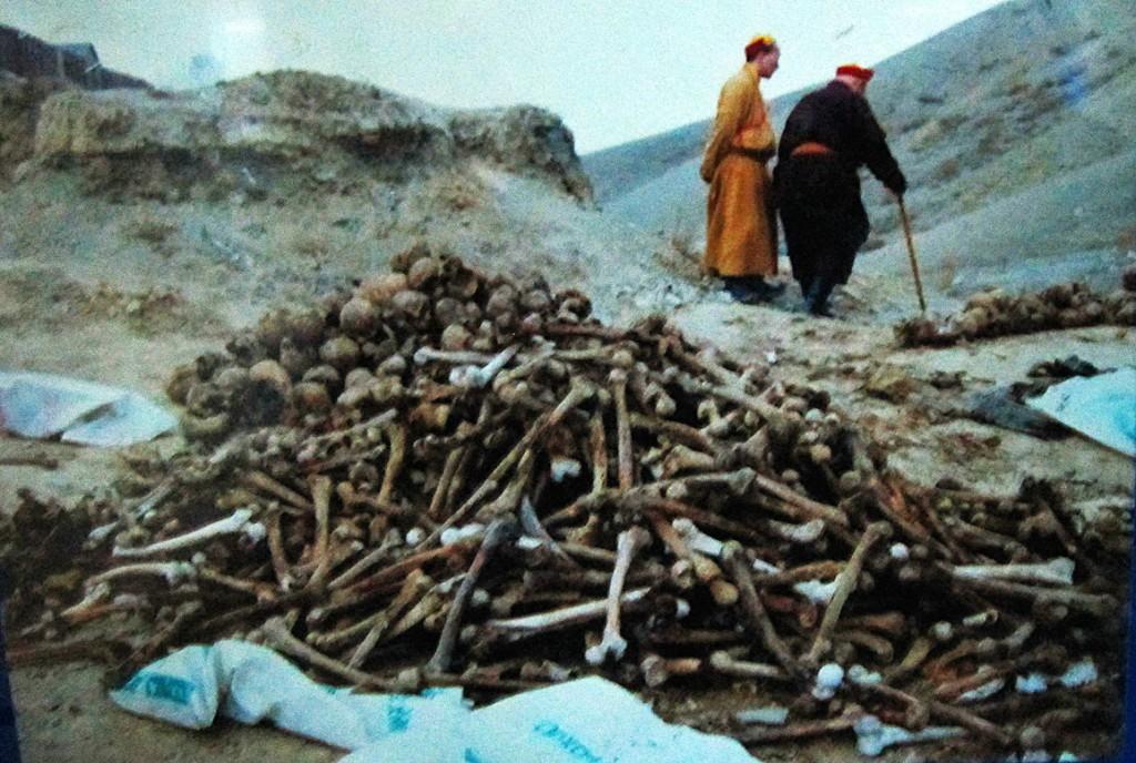 Хамбын-обо – место, где убивали монахов