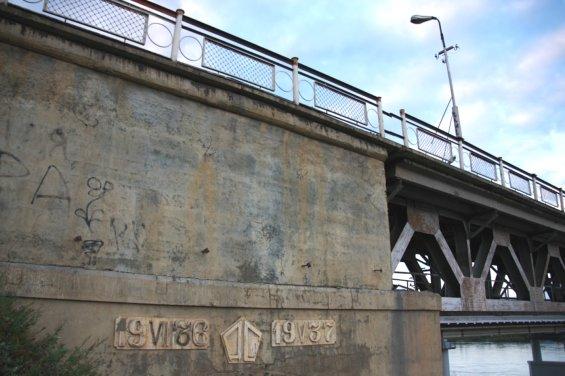 Дважды построенный мост через Колыму