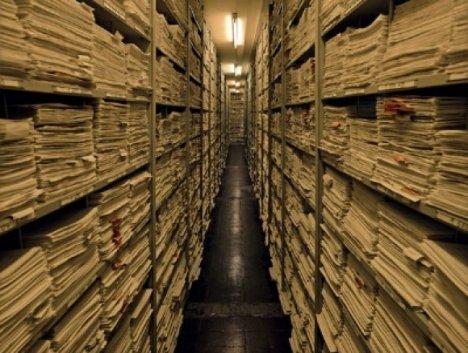 Кабмин Украины предложил открыть архивы 1917-1991 годов