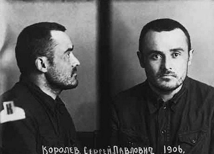 Арестованный №1442 — С.П. Королёв