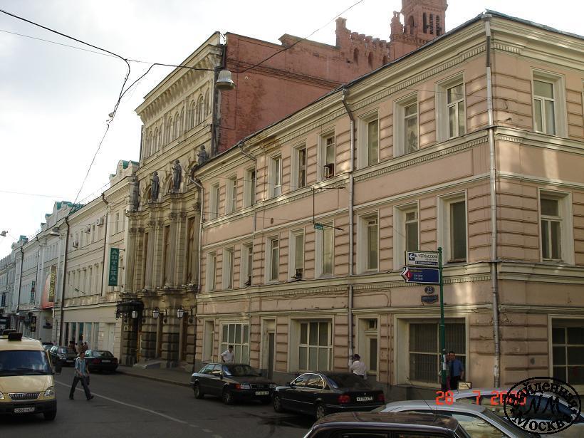 Общественная палата ищет собственников «Расстрельного дома»