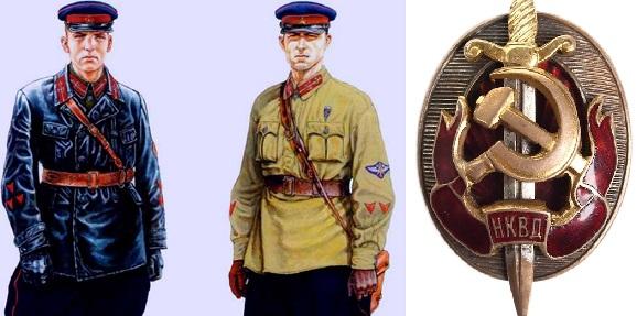 10 июля 1934 года в СССР был создан НКВД
