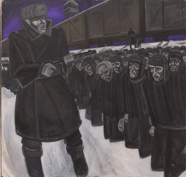 Антисоветская живопись