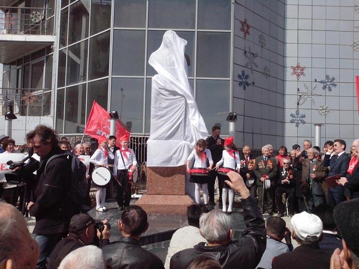 Памятник Сталину опротестовали письмом