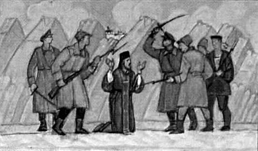 Мученики XX-XXI века: святость и гуманизм