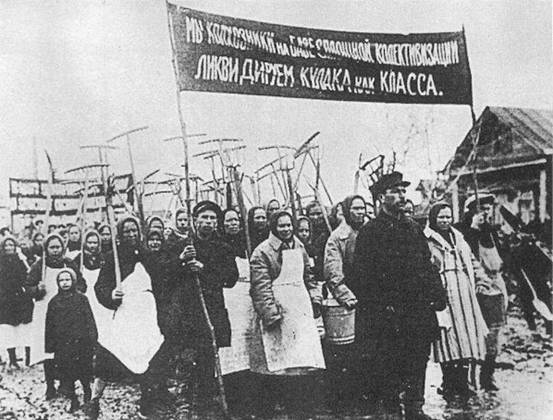 Исторические хроники с Николаем Сванидзе: 1929 год. Раскулачивание