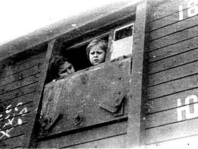 Геноцид или репрессии?