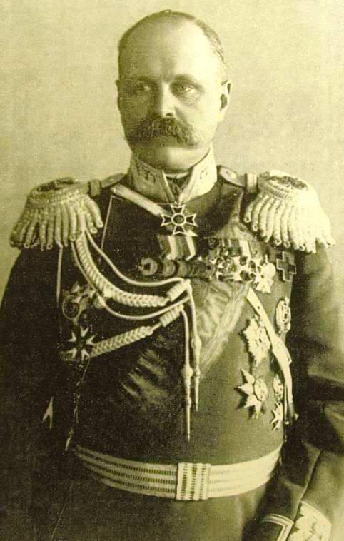 На Бутовском полигоне помянут убитого губернатора Москвы