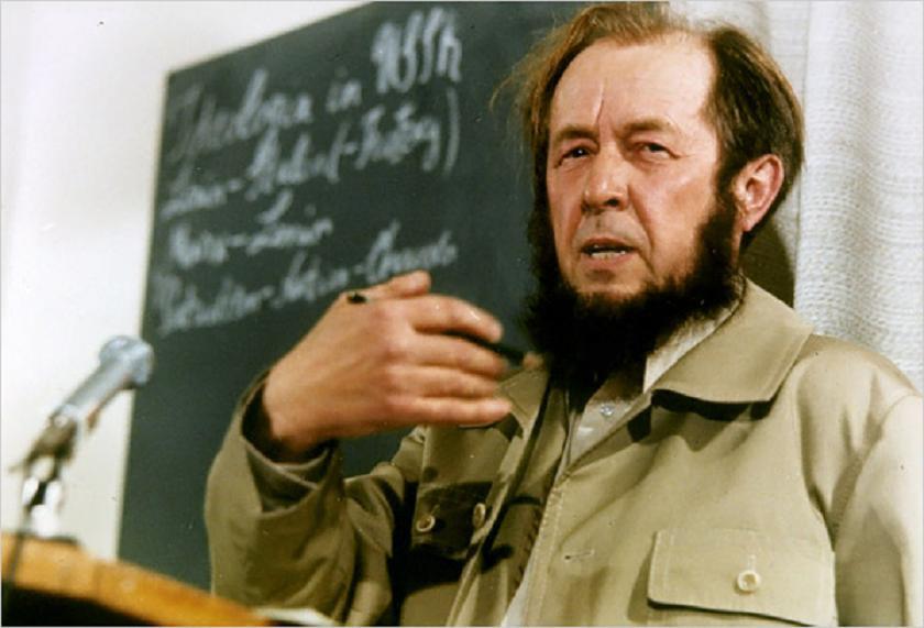 В Голливуде планируют снять фильм о Солженицыне