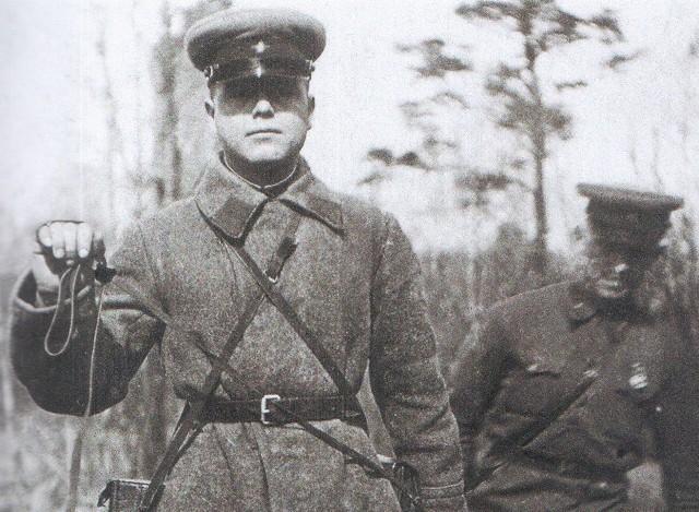 Свидетель сталинского террора