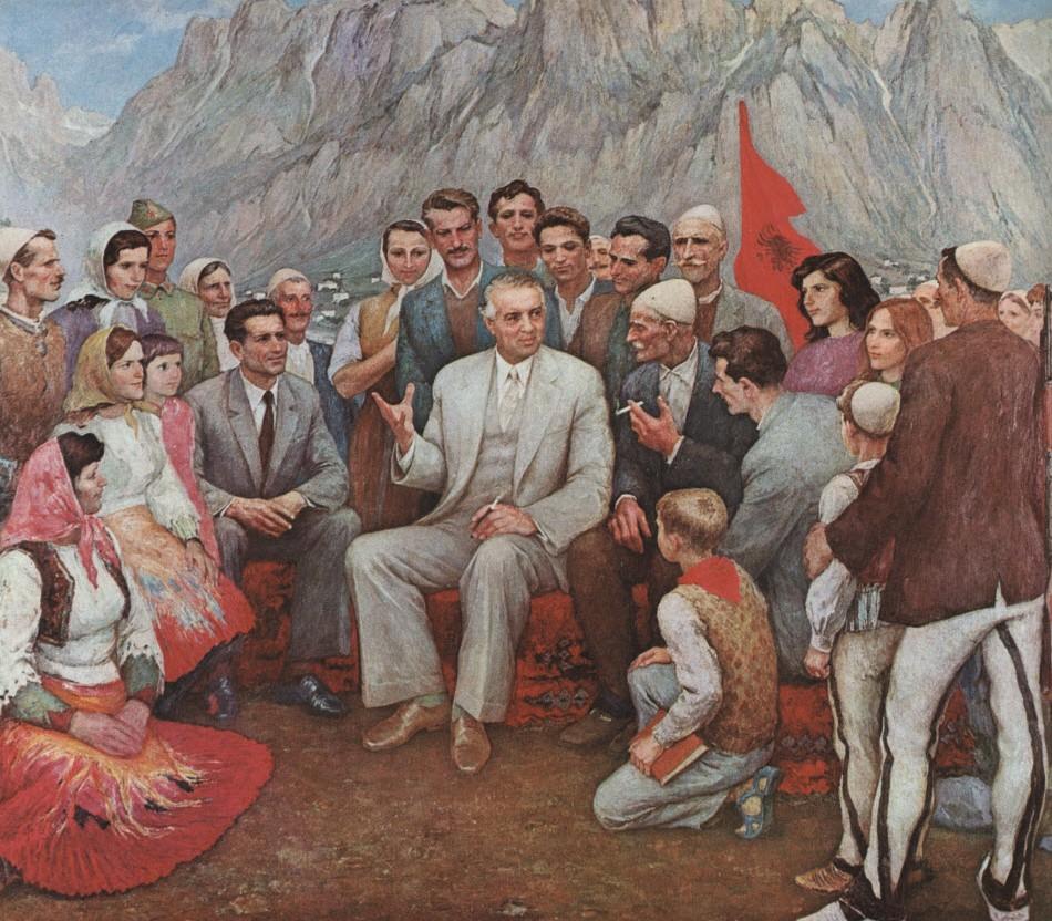 Албанский сталинизм и опыт его преодоления