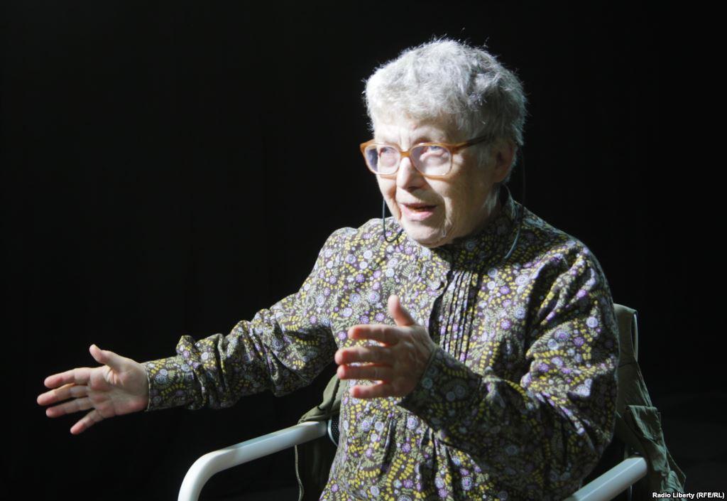 Умерла Наталья Горбаневская