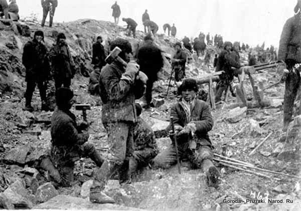 ГУЛАГ во время войны