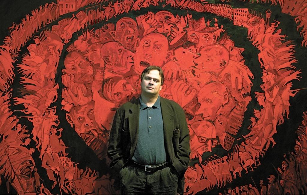Фальсификации Максима Кантора, или как один художник «дорисовывает» историю