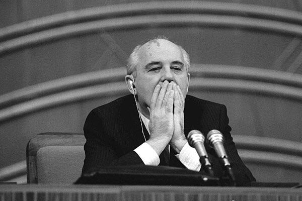 Как Горбачев реабилитировал жертв репрессий