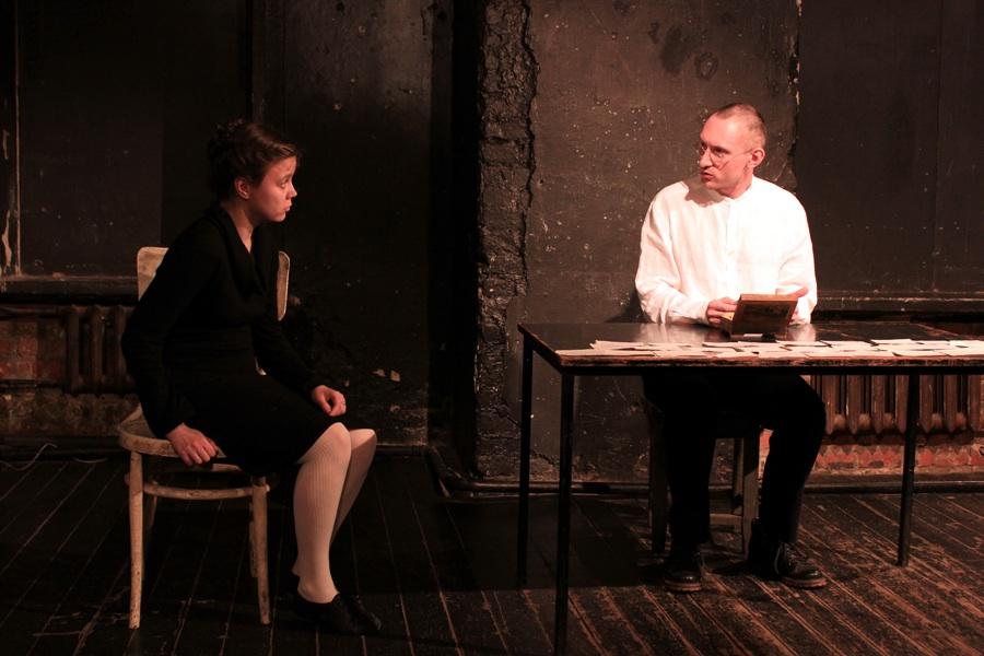 «Вятлаг»: спектакль о советском лагере и в пользу российского арестанта