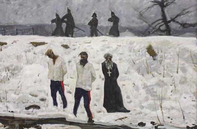 На границе русской Вандеи