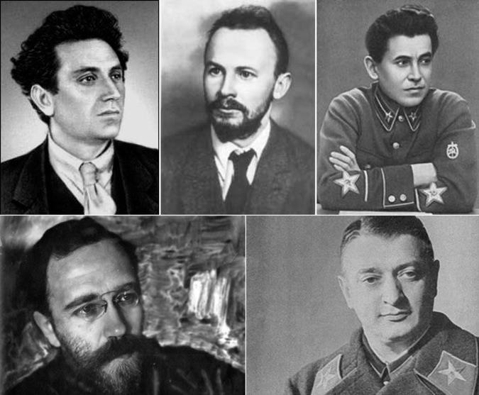 Топ-5 расстрелянных сталинских чиновников