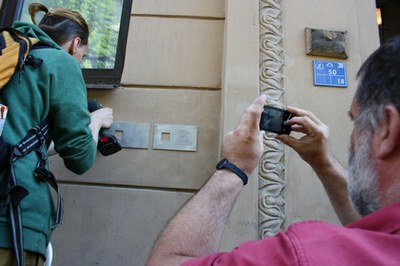 Репрессии в табличках. Новые памятные знаки появятся в Санкт-Петербурге