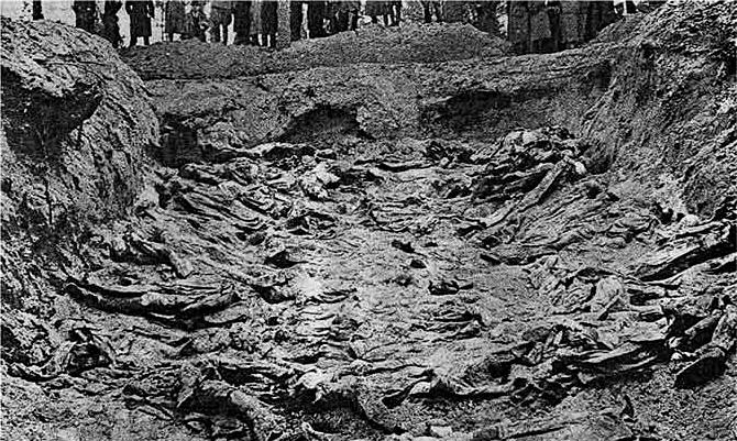 Решение Страсбурга разочаровало родственников жертв Катыни