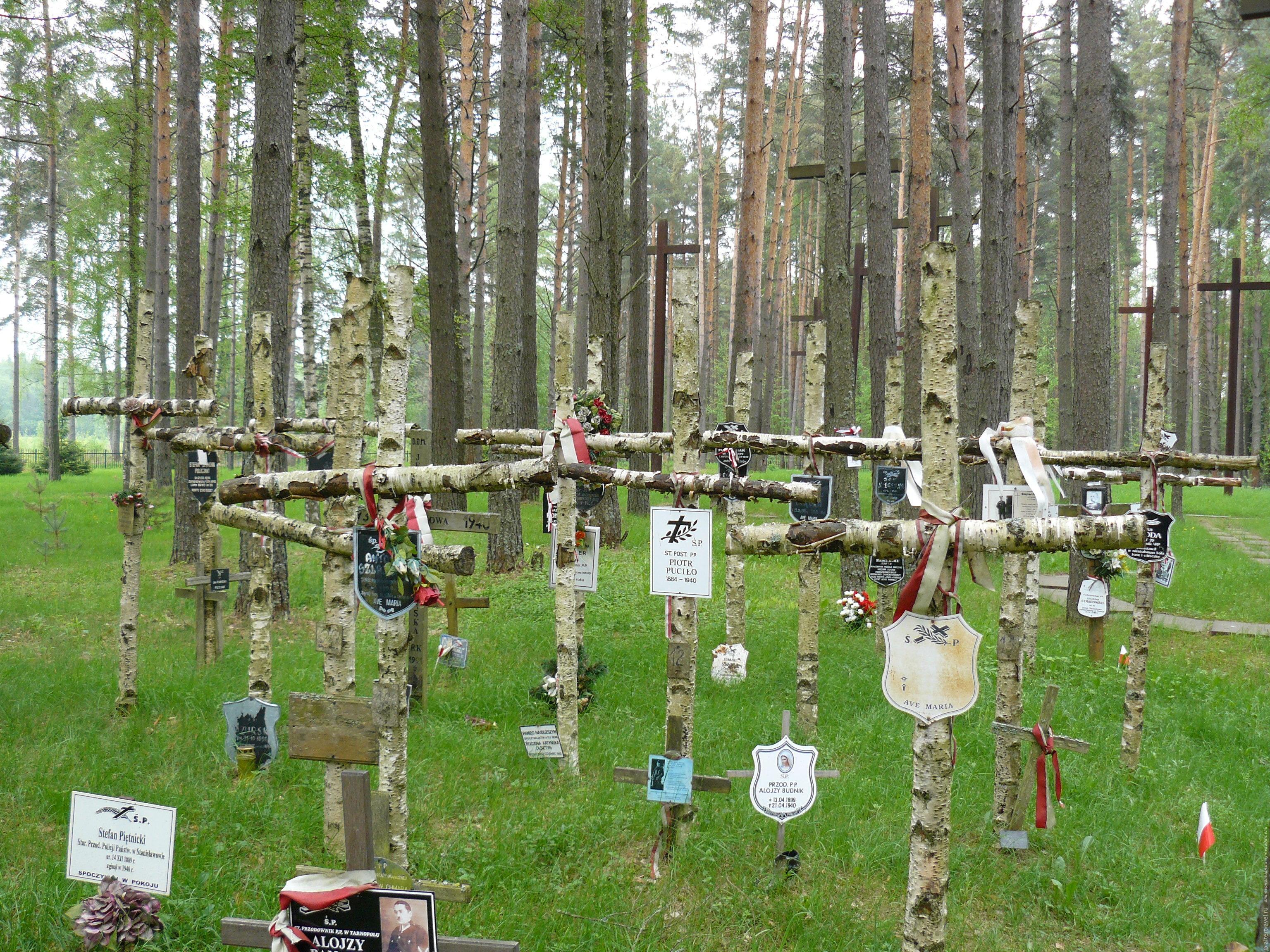 Тайный круг. Кто расстреливал польских военнопленных в 1940 году