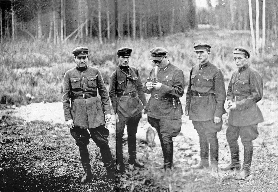 Как создавали НКВД