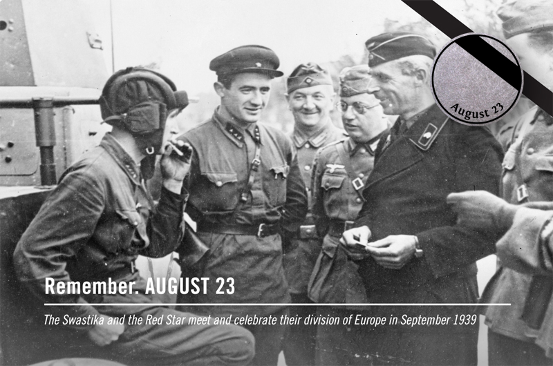 День памяти жертв нацизма и сталинизма