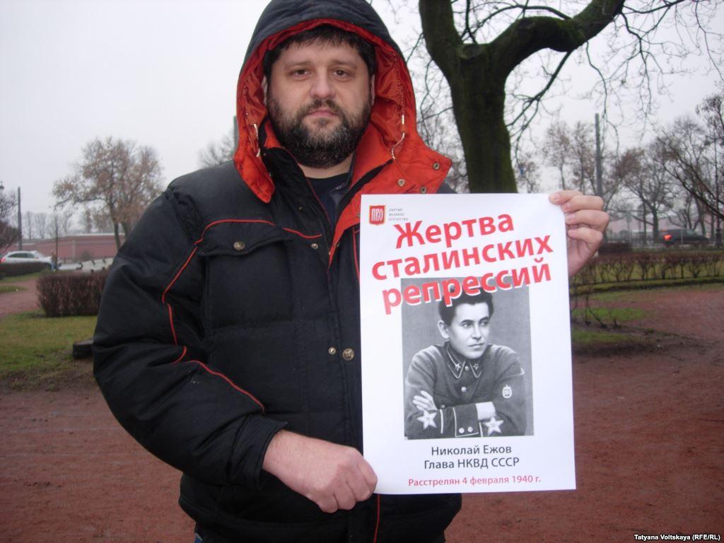 Омбудсмен Петербурга просит проверить действия полиции у Соловецкого камня