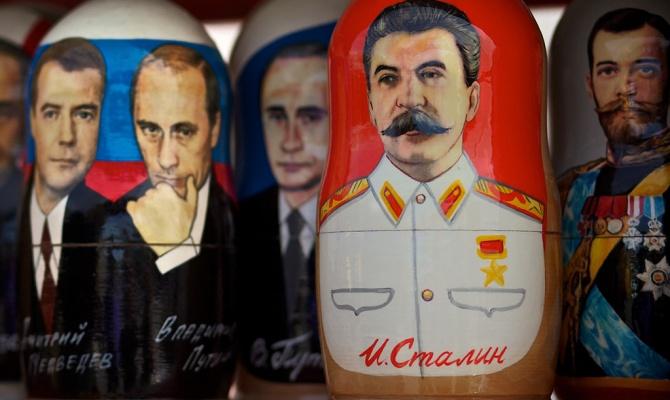 Россия: возвращение Сталина