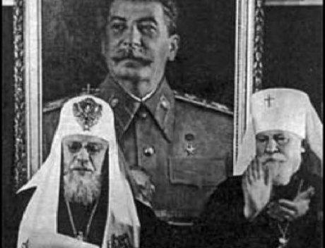 «Сталину было выгодно использовать Московскую Патриархию»