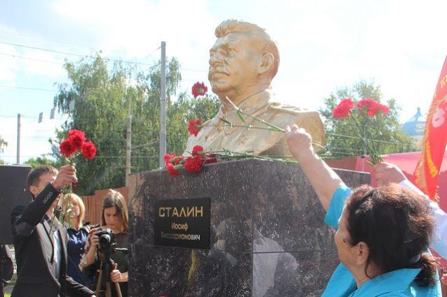 В Казани может появиться бюст Сталина