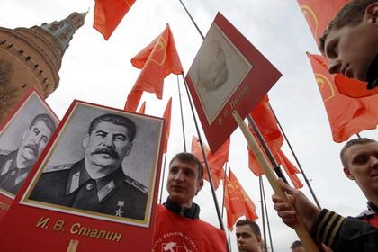 В Госдуму внесли законопроект, запрещающий реабилитацию сталинизма