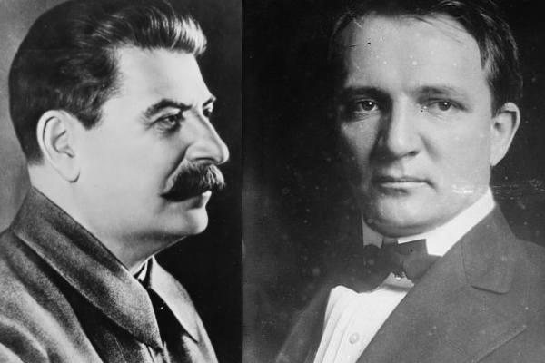 Как Сталин обманул полковника Роббинса