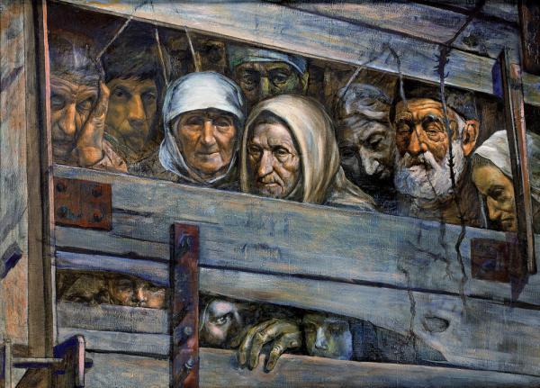 «Весь крымский народ скорбит и помнит»