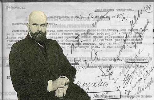 Владимир Львов: обер-прокурор Синода на службе у большевиков