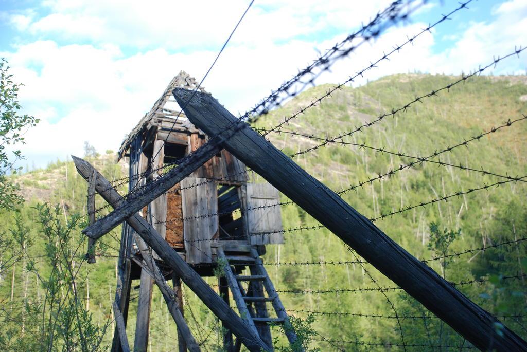 Якутия: сталинские лагеря