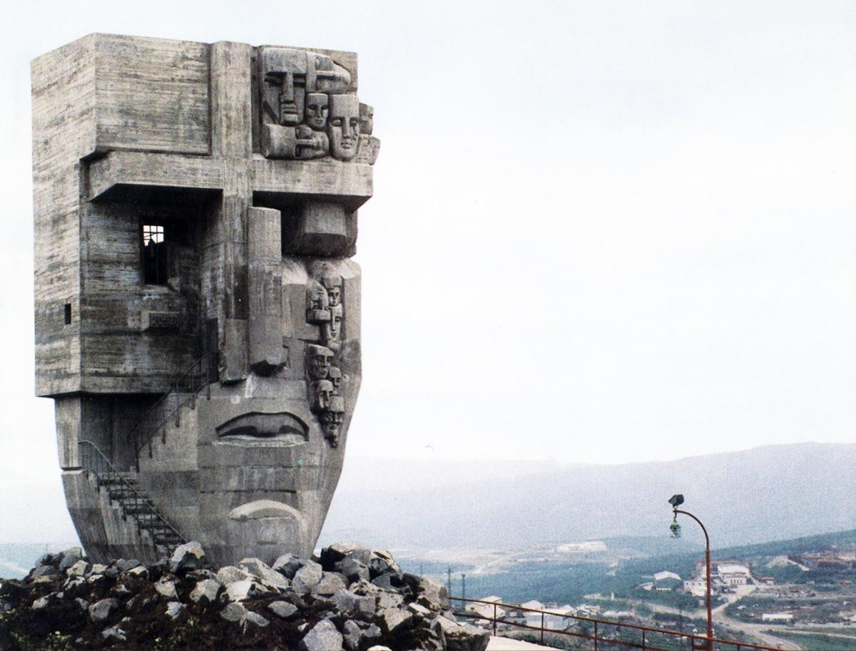 Монумент жертвам ГУЛАГа «Маска скорби» может быть включен в реестр памятников федерального значения