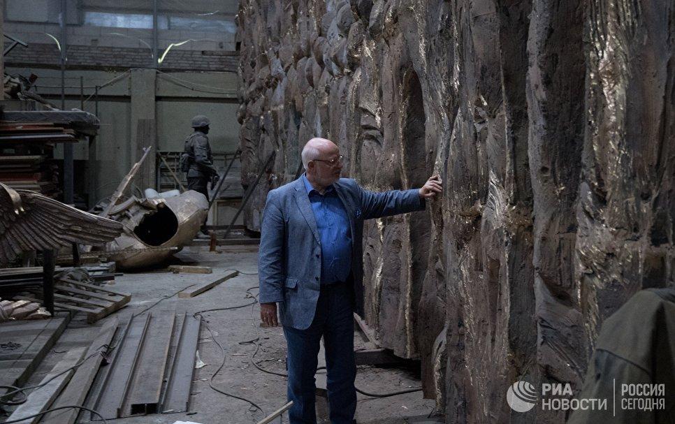 Михаил Федотов рассказал о мировом значении мемориала «Стена скорби»