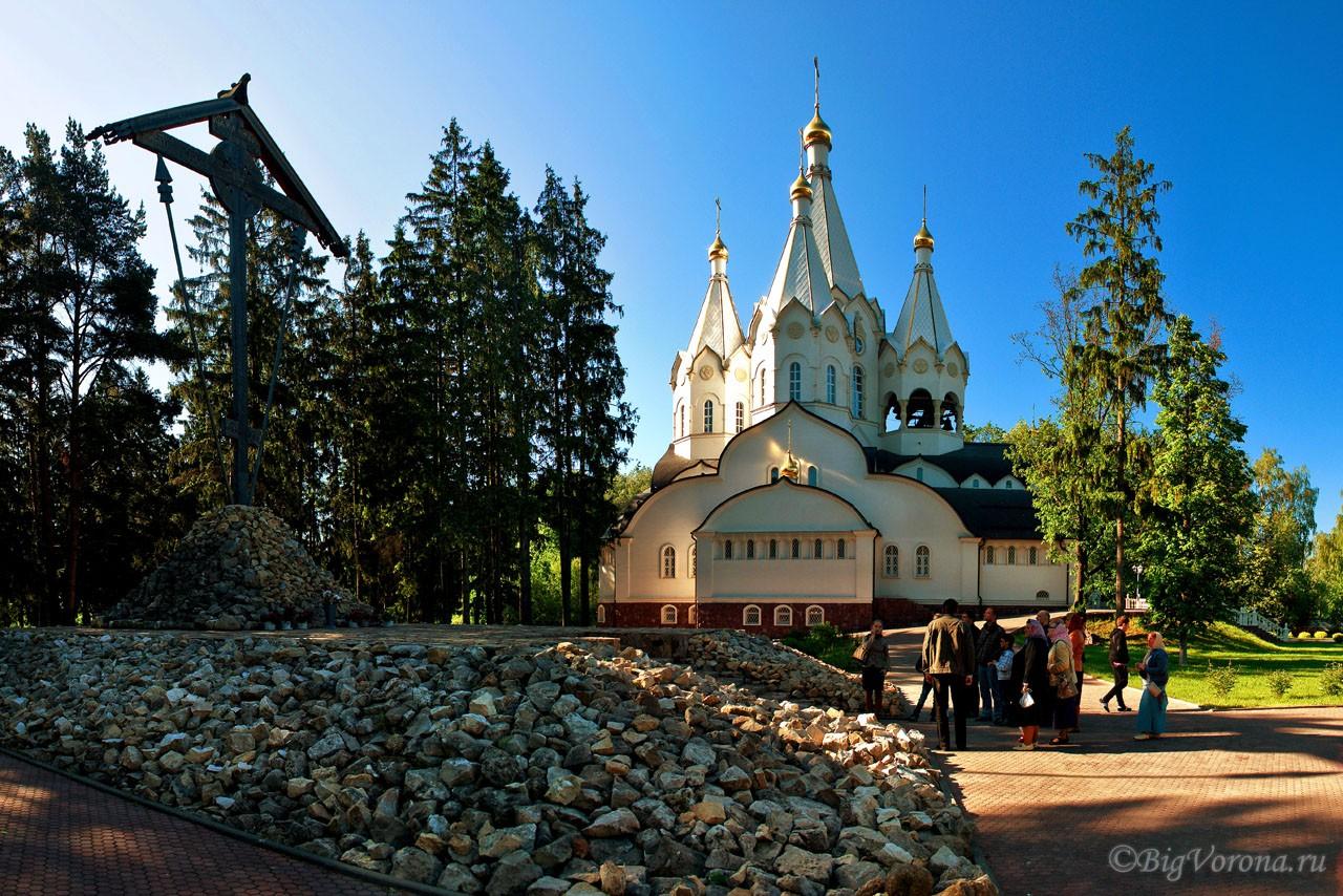 На Бутовском полигоне в Подмосковье 27 сентября откроется «Сад памяти»