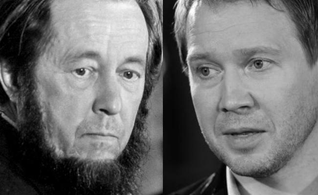 Евгений Миронов готовит кинопроект к 100-летию Солженицына