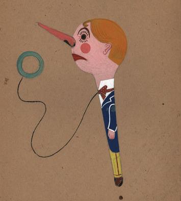 В столичном музее ГУЛАГа открылась экспозиция иллюстратора Бориса Крейцера