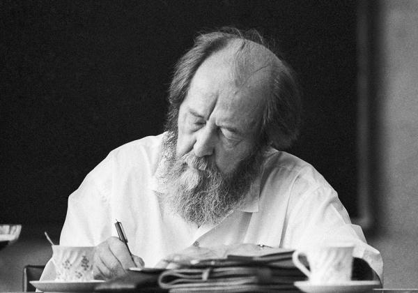 Как отметят 100-летие Солженицына в России и в мире