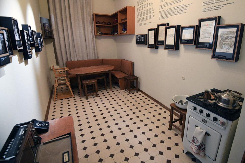 В Москве открылся первый музей Александра Солженицына