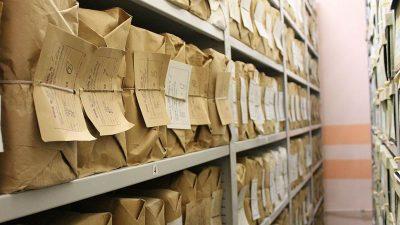 Исследователю отказались выдать документы с фамилиями участников операций НКВД и их жертв