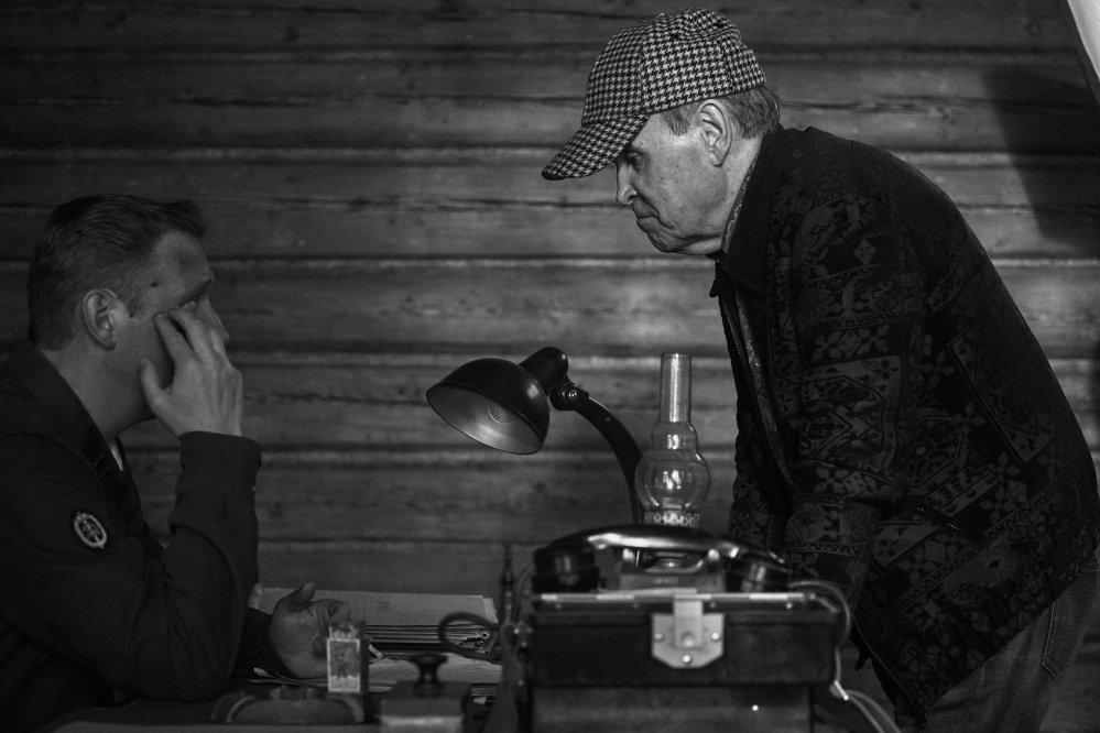 Солженицына сняли у Чехова