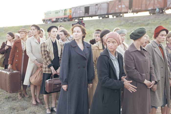 Екатерина Гусева: «Наш фильм не об ужасающей лагерной жизни, а о любви»