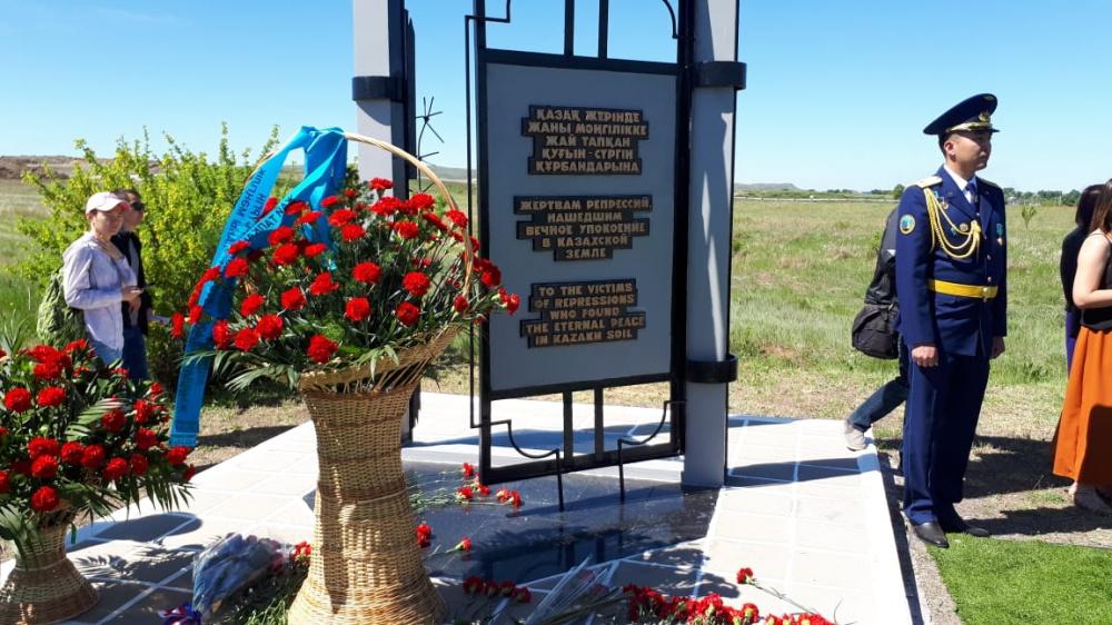 Карагандинцы вспомнили родственников, подвергнутых политическим репрессиям