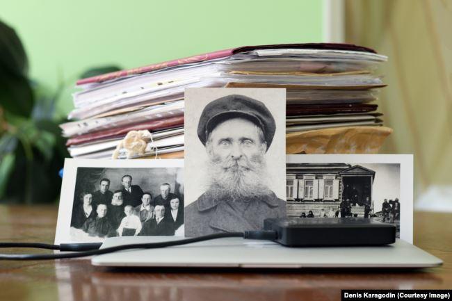 Денис Карагодин: «Я готовлю суд над убийцами моего прадеда»
