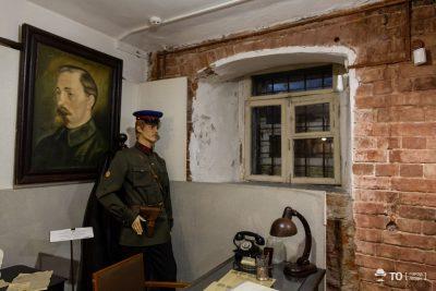 Ленина, 44. История здания музея следственной тюрьмы НКВД